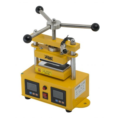 Manually Adjustable Rosin Press 1 Ton, Plate 6x12cm