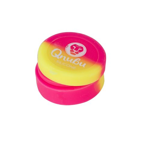 Rosin Silicone double jar  35x18mm